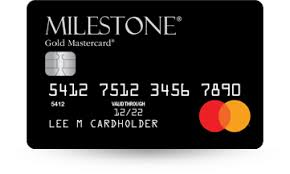 Look for fs genesis credit now!. Milestone Card Pre Qualify With No Impact To Credit Score