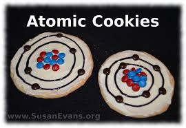 how to make atomic cookies video tutorial  how to make atomic cookies video tutorial susanevans · atom projectchemistryfood