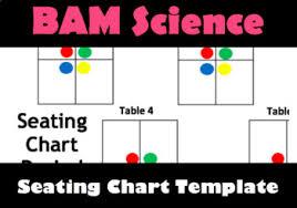 Bam Seating Chart Seating Charts Editable