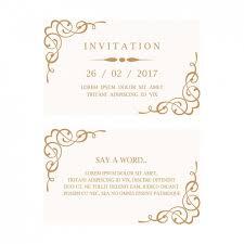 Online Wedding Invitation Maker Background For Wedding Invitation