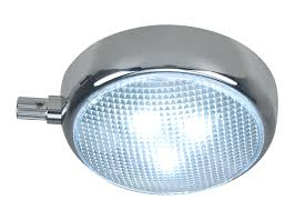 perko inc catalog lighting fixtures round surface mount led dome light with adjule dimmer 1358