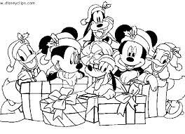 Free Printable Disney Christmas Coloring Pages Free Printable Disney