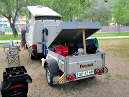 Small Picture Mini Trailers Small Camper Trailers For Your Camping Gear
