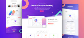 Get A Free Professional Digital Marketing Layout Pack For