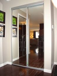 gorgeous mirrored home depot bifold doors near pair picture on the wall and dark laminate floor