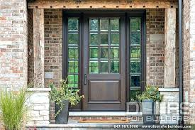 mahogany front door. Solid Wood Mahogany Entry Doors Custom Door With Two Clear Beveled Front .
