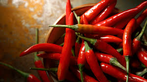 Scoville Scale Organoleptic Test