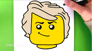 Comment Dessiner Lloyd De Ninjago Etape Par Etape Youtube