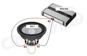 dual coil subwoofer wiring diagram data wiring diagrams \u2022 2 ohm dual voice coil wiring diagram at Dual Voice Coil Wiring Diagram