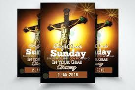 Free Church Flyer Templates Photoshop Free Church Flyer Templates Word Mediaschool Info