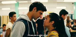 When someone's been gone a long time, at first you save up all the things you want to tell them. 5 To All The Boys I Ve Loved Before Tumblr Teens Movies Boys Love Film