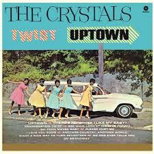 <b>Twist Uptown</b> - WaxTime (LP) by The <b>Crystals</b> - CeDe.com
