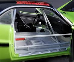 1970 Dodge Trans Am Chllenger Sam Posey # 77 Diecast Model by Acme ...