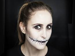 quick ideas diy scary makeup simple