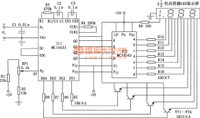 volt meter wiring diagram for dc just another wiring diagram blog • digital dc voltmeter automotive circuit circuit diagram seekic com rh seekic com volt gauge wiring diagram