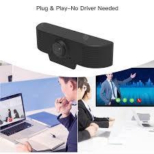 Webcam 1080p HD Video Conference Camera USB Live Camera ...