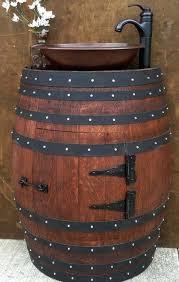 storage oak wine barrels. Perfect Oak Barrel Furniture Wine Oak Ideas Inside Storage Oak Wine Barrels