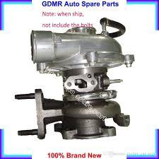 Auto Engine Parts Car CT16 1720130080 17201-30080 Turbine Turbo ...