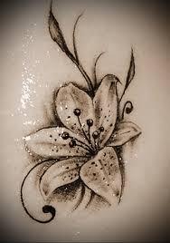 значение татуировки лилия история смысл и примеры