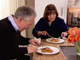 Ina And Jeffrey A Barefoot Barefoot Contessa Food
