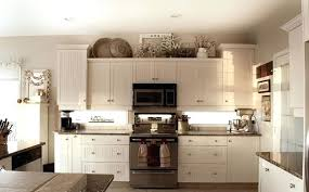 how to decorate above kitchen cabinets modern decorating above kitchen cabinets ideas tips modern decorate top