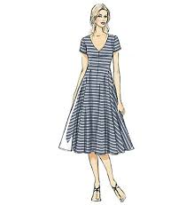 A Line Dress Pattern Cool Best New Dress Patterns For Spring Craftfoxes