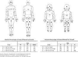 Rule Of 9 S Burn Chart Child Chapter 45 Burns Smoke Inhalation Current Diagnosis