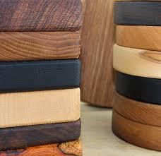 large walnut wood board handmade in devon