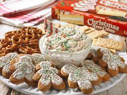 Guess who s ing to our christmas dinner toot sweet 4 two. Home Little Debbie