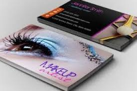 makeup business cards designs makeup business cards exles 4k wallpapers
