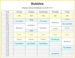 weekly schedule example free weekly schedule templates for excel planner stuff daily