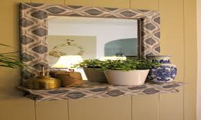 Diy Bathroom Mirror Diy Frame Bathroom Mirror Latest September Do Or Diy With Diy