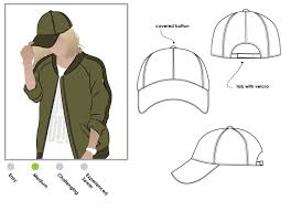 Baseball Cap Pattern
