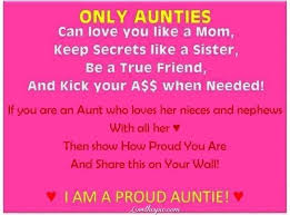 Aunt Quotes From Niece 43 Stunning 24 Best AuntiesSisters Images On Pinterest Auntie Aunts And Sisters