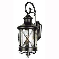 outdoor lantern lighting. carriage house 2light outdoor oiled bronze coach lantern lighting