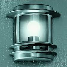 modern outdoor sensor wall lights. cast aluminium exterior wall light with pir id large view modern outdoor sensor lights r