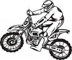 Dirt bike coloring pages page free new bloodbrothers me for