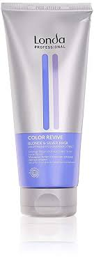 <b>Londa Color Revive</b> Blonde and Silver Mask 200 ml: Amazon.de ...