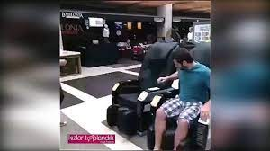 Masaj Koltuğu Şakası - Dailymotion Video