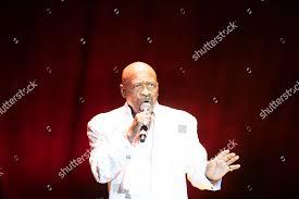 Singer Walter Williams Sr performs ...
