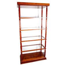 glass shelving unit wood and glass shelving unit glass shelf unit ikea