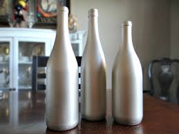 DIY Fall Wine Bottle Decor