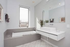 Small Picture modern bathroom tiles Bathroom Modern with bathroom mirror