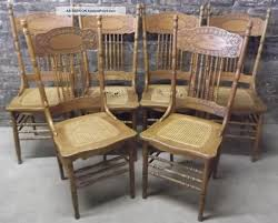 Superb Antique Victorian Dining Room Furniture Set Of Antique Larkin Antique  Dining Tables And Chairs