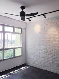 Brick Wallpaper In Living RoomWhite Brick Wall Living Room