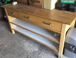 ikea varde freestanding kitchen drawer sideboard unit used collection only 99p 1 of 6 see more