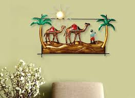 >buy dessert safari metal wall hanging at lowest rates on  dessert safari metal wall hanging