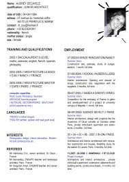 Example Cv Resume English Resume Ideas Namanasa - The Principled Society