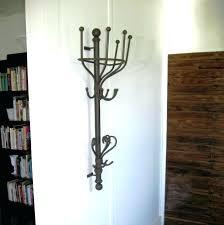 wall mounted umbrella stand wrought wall mounted umbrella