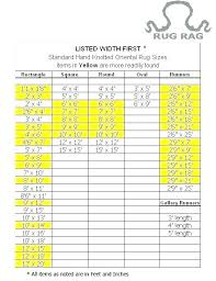 Rug Size Guide Zolin Me